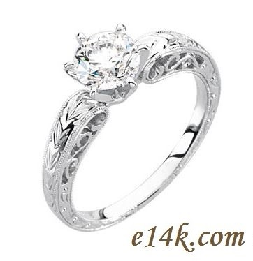 filigree designs engagement ring product fluted filligree rings jewelry h