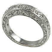 Wedding Bands Antique Rings