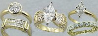 14k cz jewelry,  antique jewelry, 14k jewlery , solitaire ring, tiffany engagement